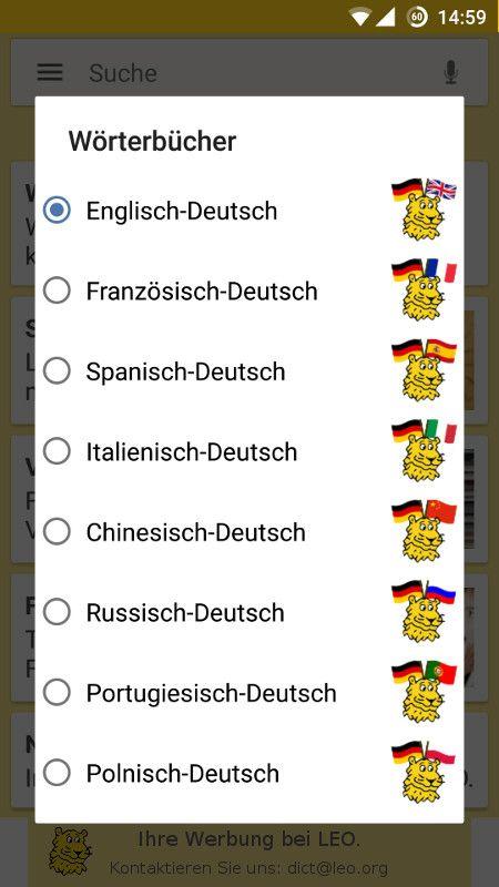 übersetzer deutsch italienisch kostenlos leo